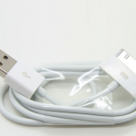 USB Кабель Apple iPhone 4 (европакет белый)