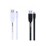 USB кабель REMAX Full Speed Series 1M Cable RC-001m Micro USB (белый)