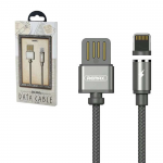 USB кабель REMAX Gravity Series Cable RC-095m Micro USB (черный)
