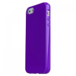 Кейс силикон.Activ Juicy для Appel iPhone 4 (purple) арт. 50633