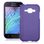 Чехол Fashion case для Samsung SM-J100H GalaxyJ1фиолетовый
