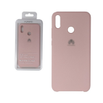 Силиконовый чехол Xiaomi Redmi Note 9 Pro Max Silicone case High-end TPU Case, soft-touch, пудра