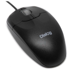 Мышь оптическая Dialog Pointer MOP-01BP PS/2 (black)