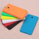 Задняя крышка для Nokia Lumia 630 (черный)