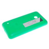Задняя крышка Nokia Lumia 530 Dual SIM (зеленый)
