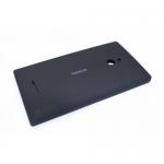 Задняя крышка Nokia X Dual Sim арт.09687 (черный)