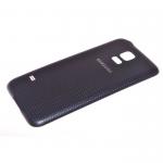Задняя крышка Samsung Gaiaxy S5 mini SM-G800F (черный)