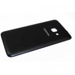 Задняя крышка Samsung Galaxy J1 2016 SM-J120F/DS (черный)