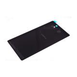 Задняя крышка для Sony Xperia Z (L36h) (черный)