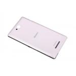 Задняя крышка Sony Xperia C S39h C2305 (белый)