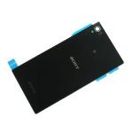 Задняя крышка для Sony Xperia Z1(черный)