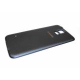 Задняя крышка для Samsung G900F Galaxy  S5 (черный)