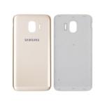 Задняя крышка для Samsung J250 Galaxy J2 (2018) (золото)