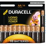 Батарейка AA Duracell LR06-18BL, (18/180)