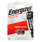 Элемент питания ENERGIZER Alkaline  LR44/A76 (AG13)