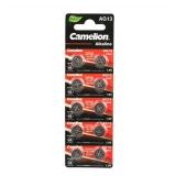 Батарейка Camelion G13-LR44-10BL, (цена за 1 шт)
