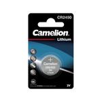 Батарейка Camelion CR2450-1BL, 3В, Li