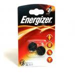 Элемент питания ENERGIZER Alkaline  LR44/A76 (AG13)  (2бл)   (20/200)