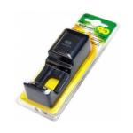 Зарядное устройство для аккумуляторов AA, AAA GP PB330GS-CR1, время заряда 13ч, 2шт. AA по 2100mAh