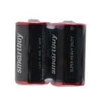 Батарейка солевая Smartbuy R20 SBBZ-D02S