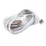 USB lightning Cable для iPhone 5/iPad Mini/iPad (OEM/техпак) Акция при покупке от 100 шт.!