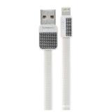 USB Kабель Remax Platinum Senes Cable RC-044i Apple8pin (белый)