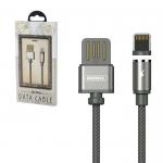 USB кабель REMAX Gravity Series Cable RC-095m Micro USB (черный)