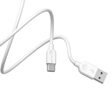 USB Кабель Type-C Borofone BX14 LinkJet USB Cable 1 метр (белый)