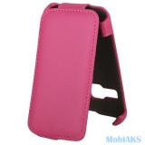 Чехол Flip Activ для Alcatel OT 3041 D (pink) арт.43030