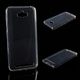 Силиконовый чехол для ASUS ZenFone Max ZC550KL 1mm арт.008291-1(прозрачный)