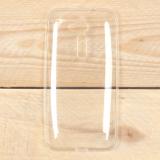 Силиконовый чехол для ASUS Zenfone Go ZB500KG, 1 мм, арт.008291-1 (Прозрачный)