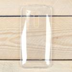 Силиконовый чехол для ASUS ZenFone Go ZB452KG, 1 мм, арт.008291-1 (Прозрачный)