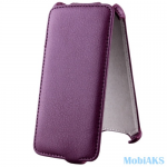 Чехол Flip Activ для Fly FS452 (violet) арт.52671