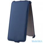 Чехол Flip Activ для Fly FS 502 (blue)  арт.52685