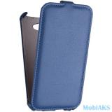 Чехол Flip Activ для Fly Nimbus 4 (blue) FS551 арт.52667