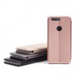 Чехол-книжка для Huawei Honor 8, арт.009805 (Розовое золото)