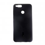 Силиконовая накладка Cherry для Huawei Honor 7X черный
