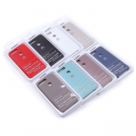 Панель Soft Touch для Huawei Honor 7A Pro/Y6 Prime (2018), арт. 007001 (Розовый песок)