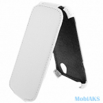 Чехол Flip Activ  для HTC Desire X (white) (A300-01) арт.27204