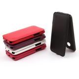Футляр-книга Rada для HTC One (M7), арт.008000 (красный)