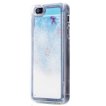 Чехол-накладка - плавающий снег для Apple iPhone 5 (005) арт.62839