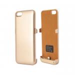 Чехол-аккумулятор для Apple iPhone 5/5S/5C 3200 mAh,1А (золотой)