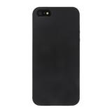 Чехол ТПУ для iPhone 5/5S, арт.009486 (Черный)