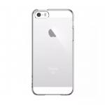 Накладка Ultra thin для iPhone 5/5s/SE (серый)
