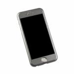 Защитная крышка 360+стекло для iPhone 6/6S (сера/блистер)