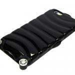 Задняя крышка Iphone 6 Чемодан на колёсиках черный