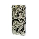 Задняя крышка Iphone 6/6S New Fashion серебро