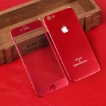 Металлическая накладка 2 в 1 для iPhone 6/6S, арт.009881 (Красный)