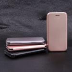 Чехол-книжка для iPhone 7, арт.009805 (Розовое золото)