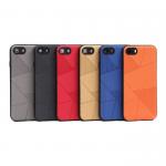 Чехол ТПУ для iPhone 7, арт.010710 (Оранжевый)